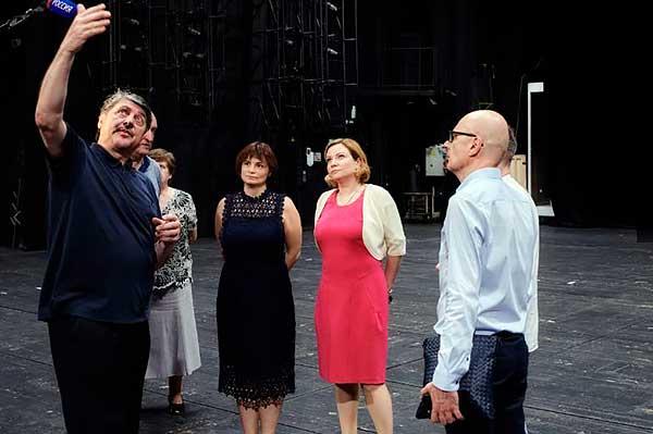 Ольга Любимова: «Первые концерты на открытых площадках могут состояться уже в июле»