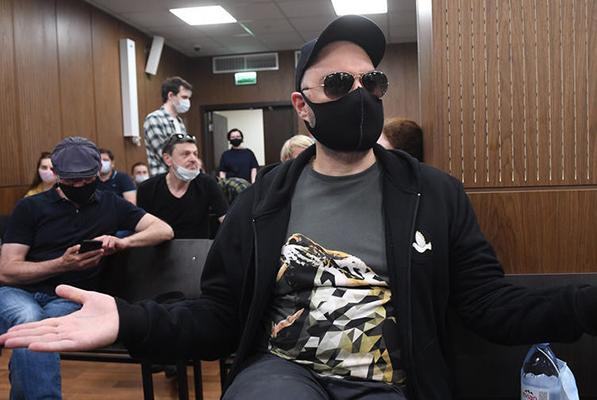 Серебренников, Итин и Малобродский получили условные сроки, Апфельбаум освобождена от наказания