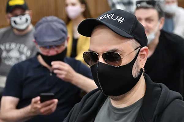 Суд признал Серебренникова виновным по делу «Седьмой студии»