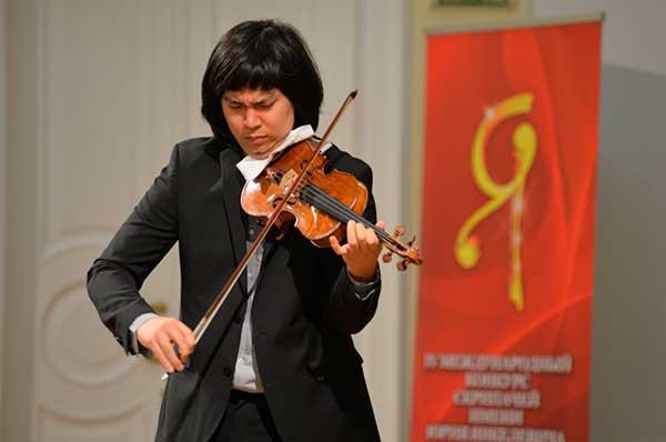 Объявлены сроки проведения V Международного конкурса скрипачей им. Ю.И. Янкелевича в 2021 году