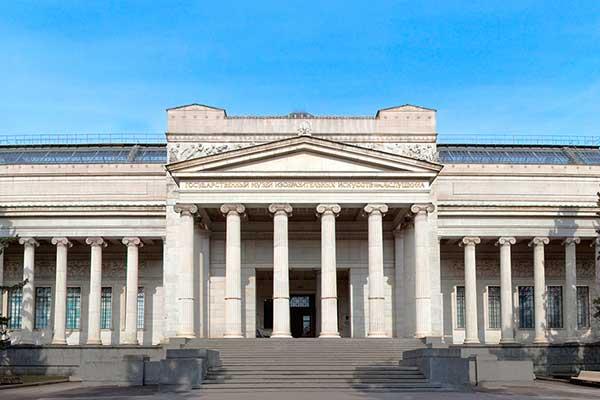 ГМИИ им. Пушкина: открытие музея, старт онлайн-продаж и новые правила посещения
