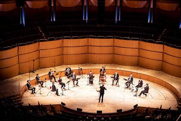 Кельнская филармония – первый концерт после карантина