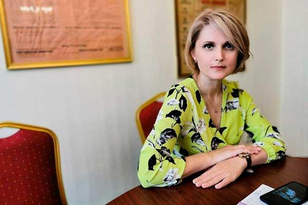 Татьяна Маврина — новый директор Нижегородского театра оперы и балета