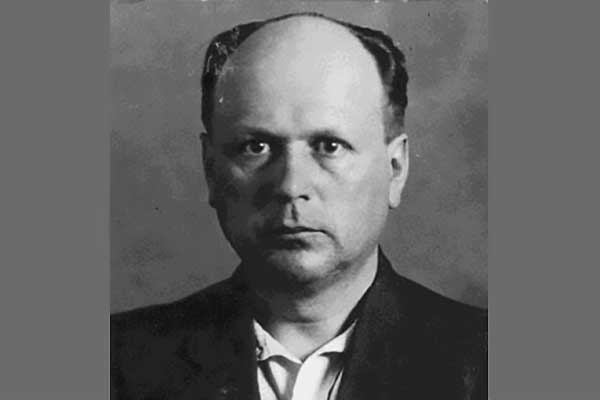 Последний адрес. Николай Парфенов