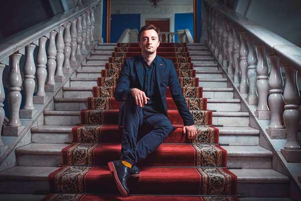 Антон Пимонов — новый руководитель балетной труппы Пермского театра оперы и балета