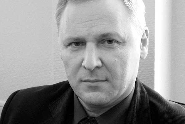 Ушел из жизни Сергей Сенков