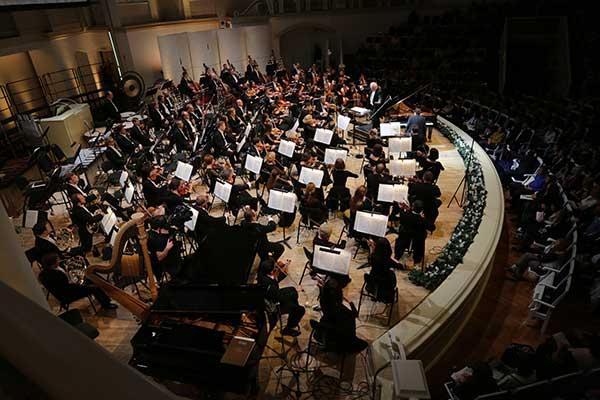 Чем открылись? Как начинали симфонические оркестры России пандемический сезон