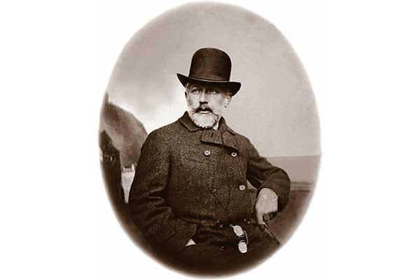 Последний год жизни Чайковского. Хронограф. 1893