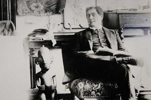 Гийом Аполлинер — 140 лет со дня рождения