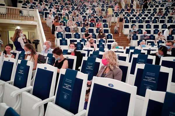 Московская филармония: «Возвращение живого звука»