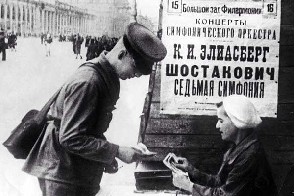 Художественный фильм о легендарном исполненим Седьмой симфонии Шостаковича в блокадном Ленинграде снимает «Россия-1»