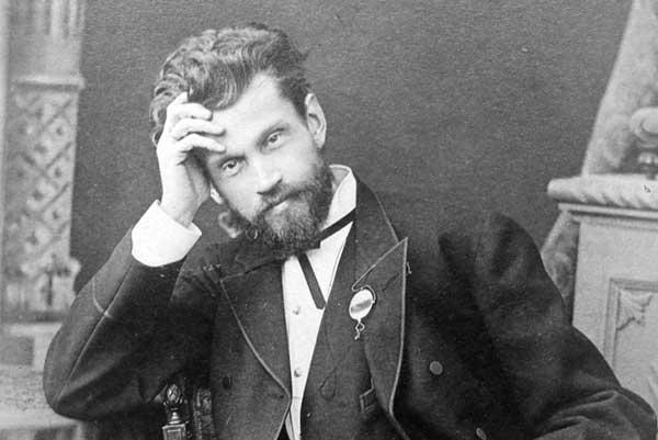 Письма Чайковского. 3/15 июня 1893 г. Кембридж. Из письма к В.Э. Направнику