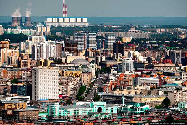 Новосибирск: перезагрузка