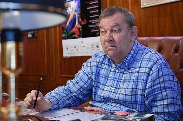 Владимир Урин: «Коллективу буду рекомендовать сделать прививку от коронавируса»