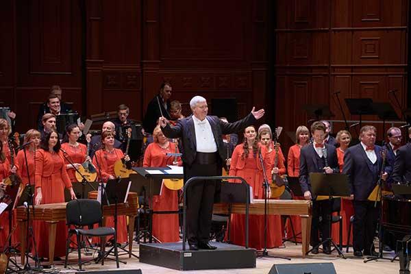 Белгородский академический русский оркестр отмечает 30-летие!