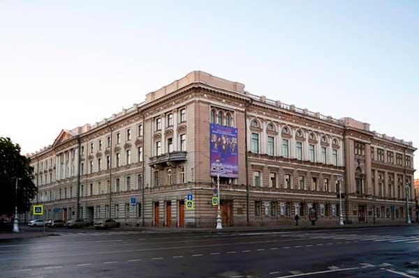 В Санкт-Петербургской консерватории проводятся следственные действия