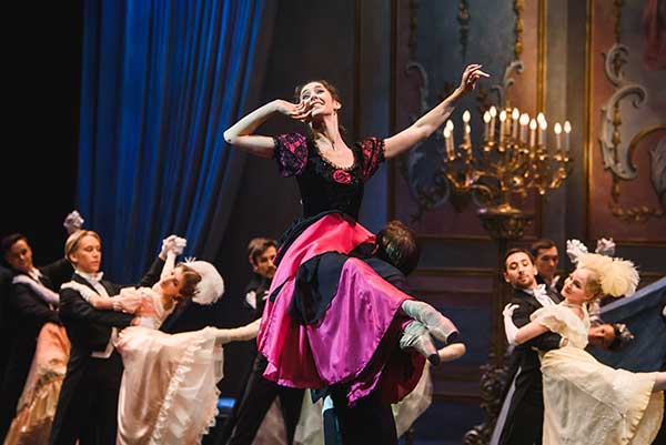 Конкурс артистов балета «Арабеск» в Перми пройдет в сокращенном варианте
