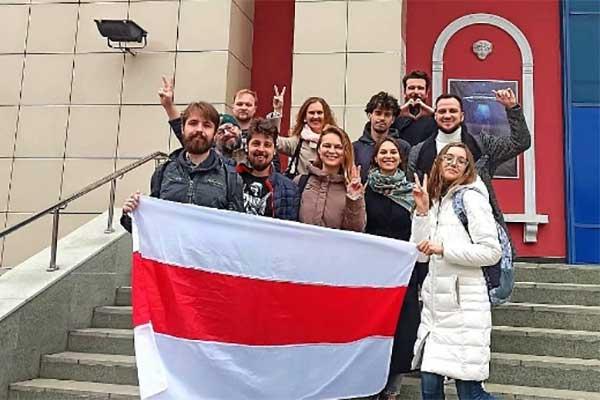 В Минске новые протесты деятелей культуры: забастовка, концерты и флешмобы