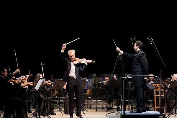 Открытие 75-го концертного сезона Томской филармонии