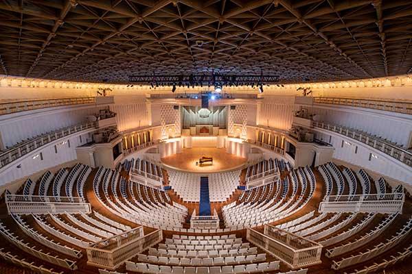 Концертному залу имени П.И. Чайковского — 80 лет!