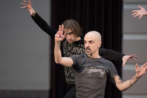 МАМТ отменил мировую премьеру балета «Золотое сечение» Гойо Монтеро