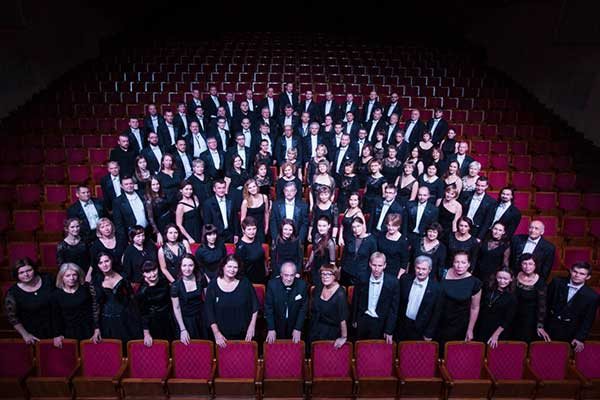 Симфонический оркестр Нижегородской филармонии — гастроли в Москве