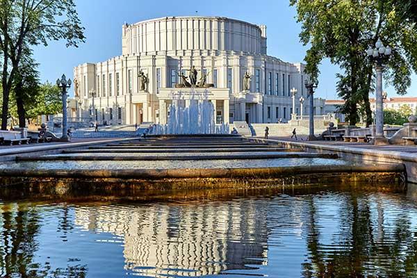 Большой оперный театр Беларуси: увольнения в связи с протестами