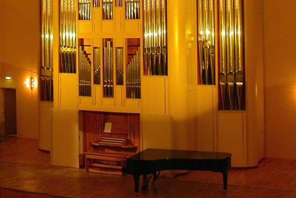 XV Международный фестиваль органной музыки в Пермской филармонии переносится на декабрь из-за ограничений работы учреждений культуры в регионе