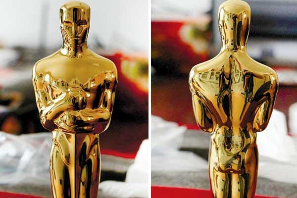 «Oscar» — вид спереди и сзади