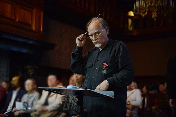 Международный фестиваль новой музыки «Звуковые пути» переносится на будущий год