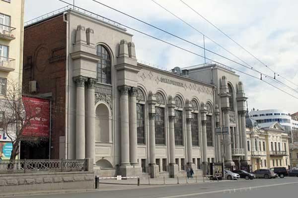Свердловская филармония: «Фестиваль фестивалей»
