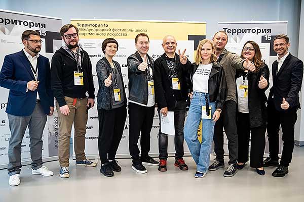 В Москве прошла пресс-конференция XV Международного фестиваля-школы современного искусства «Территория»