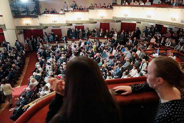 Власти запланировали введение паспортного режима в московских театрах