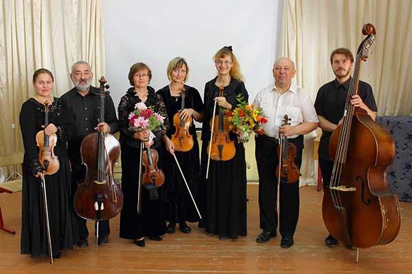 Оркестр Cantus firmus: концерты в российской глубинке