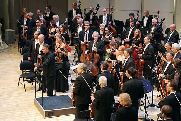 Российский национальный оркестр празднует свое 30-летие концертом-сюрпризом: 16 декабря, Концертный зал им. Чайковского