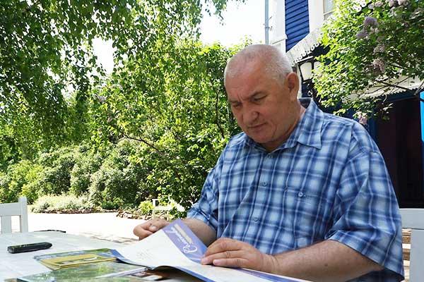 «И у меня был край родной…» Александр Ермаков — лауреат Госпремии за 2019 год