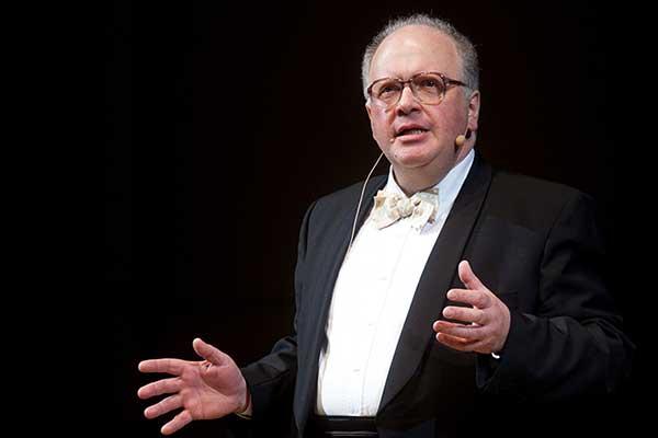 «Шедевры мировой литературы. Явления и лица»: литературно-музыкальный концерт в «Филармонии-2»