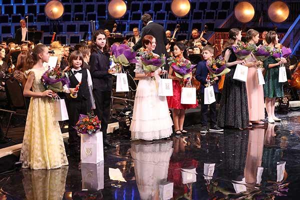 На XXI конкурсе юных музыкантов «Щелкунчик» назвали имена победителей