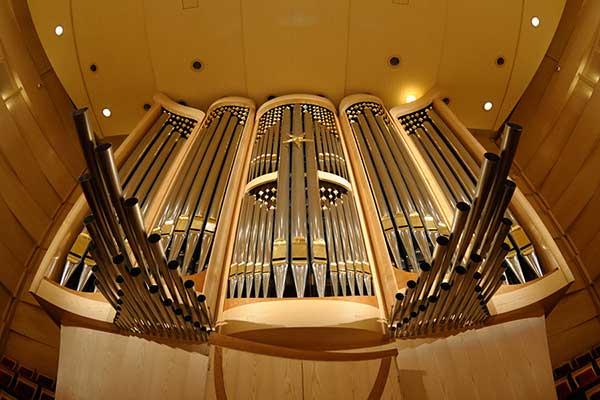Мариинский театр проведет в январе фестиваль органной музыки