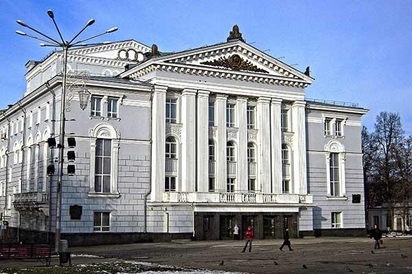 Пермский театр оперы и балета открывает год праздничных событий в честь своего 150-летия
