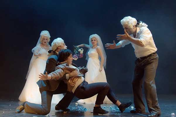«Свадьба Фигаро» Моцарта: премьера в Нижегородском театре оперы и балета