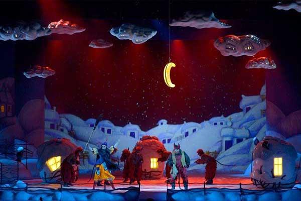 Мариинский театр: «Ночь перед Рождеством» в новой сценической версии