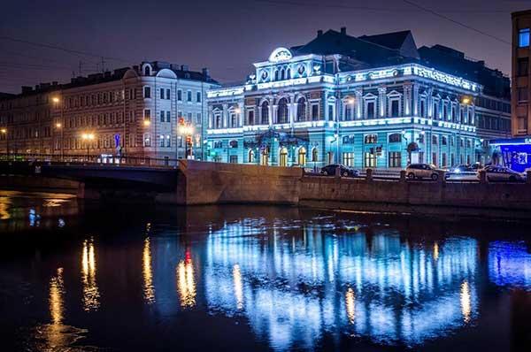 С 16 января заполняемость театральных залов Санкт-Петербурга может составлять 50 процентов