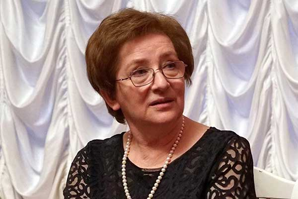 Юбилей Людмилы Ковнацкой