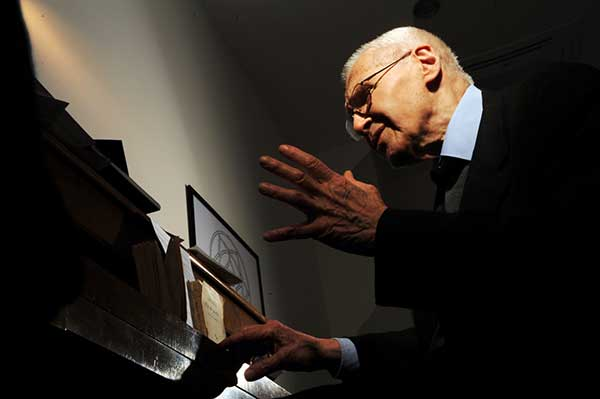 Концерт к 95-летию Дьердя Куртага