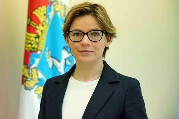 Татьяна Мрдуляш — новый министр культуры Самарской области