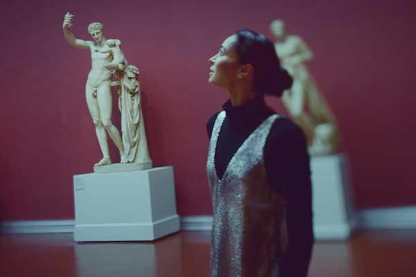 Танец в Пушкинском музее: премьера фильма «Слепок» в марте