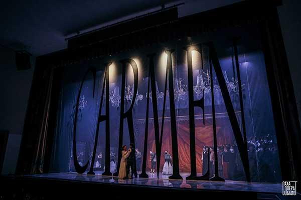 «Кармен»: премьера в Якутском театре оперы и балета (27—28 марта 2021)