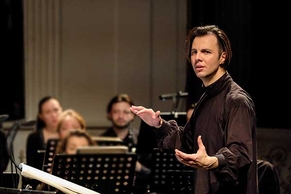Концерт Теодора Курентзиса и musicAeterna в «Зарядье»