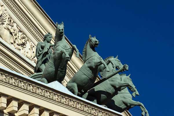 Оперные хроники. Москва + Мариинский